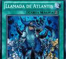 Llamada de Atlantis