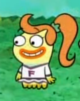 File Pirahnica character also File Friend Hooks 9 likewise Production Begins On Disney Channels Fish Hooks additionally File Winnie from Fish Flakes likewise 2142058436236623103. on oscar and clamantha