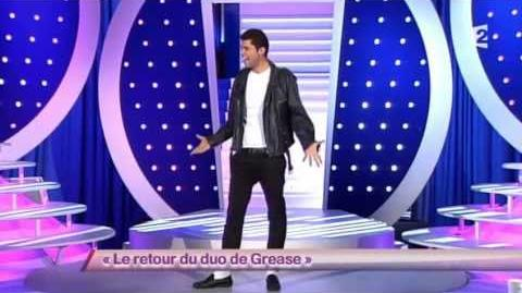 Le retour du duo de Grease