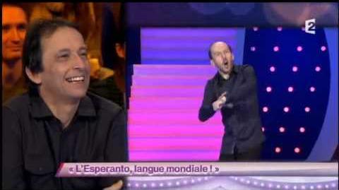L'Esperanto, langue mondiale !