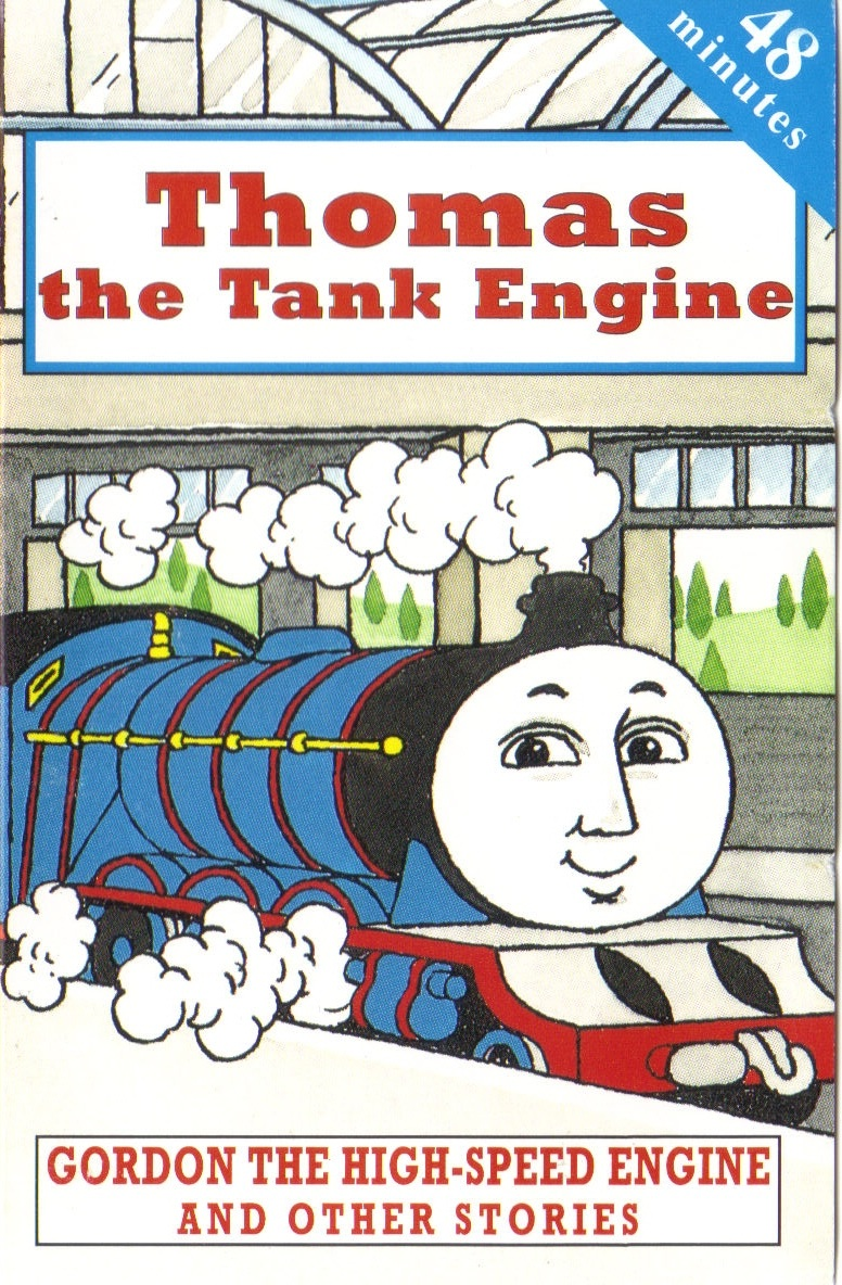 gordon the high speed engine and other stories thomas the tank engine wikia. Black Bedroom Furniture Sets. Home Design Ideas