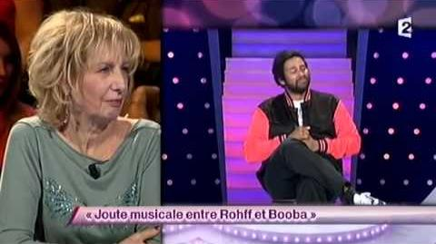 Joute musicale entre Rohff et Booba