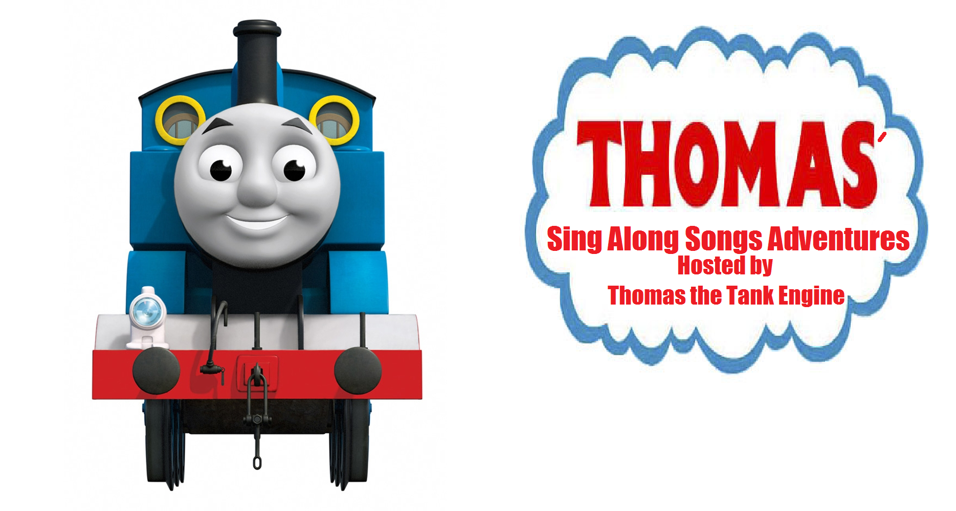 This is a picture of Invaluable Thomas the Train Logo