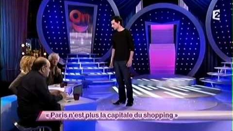 Paris n'est plus la capitale du shopping