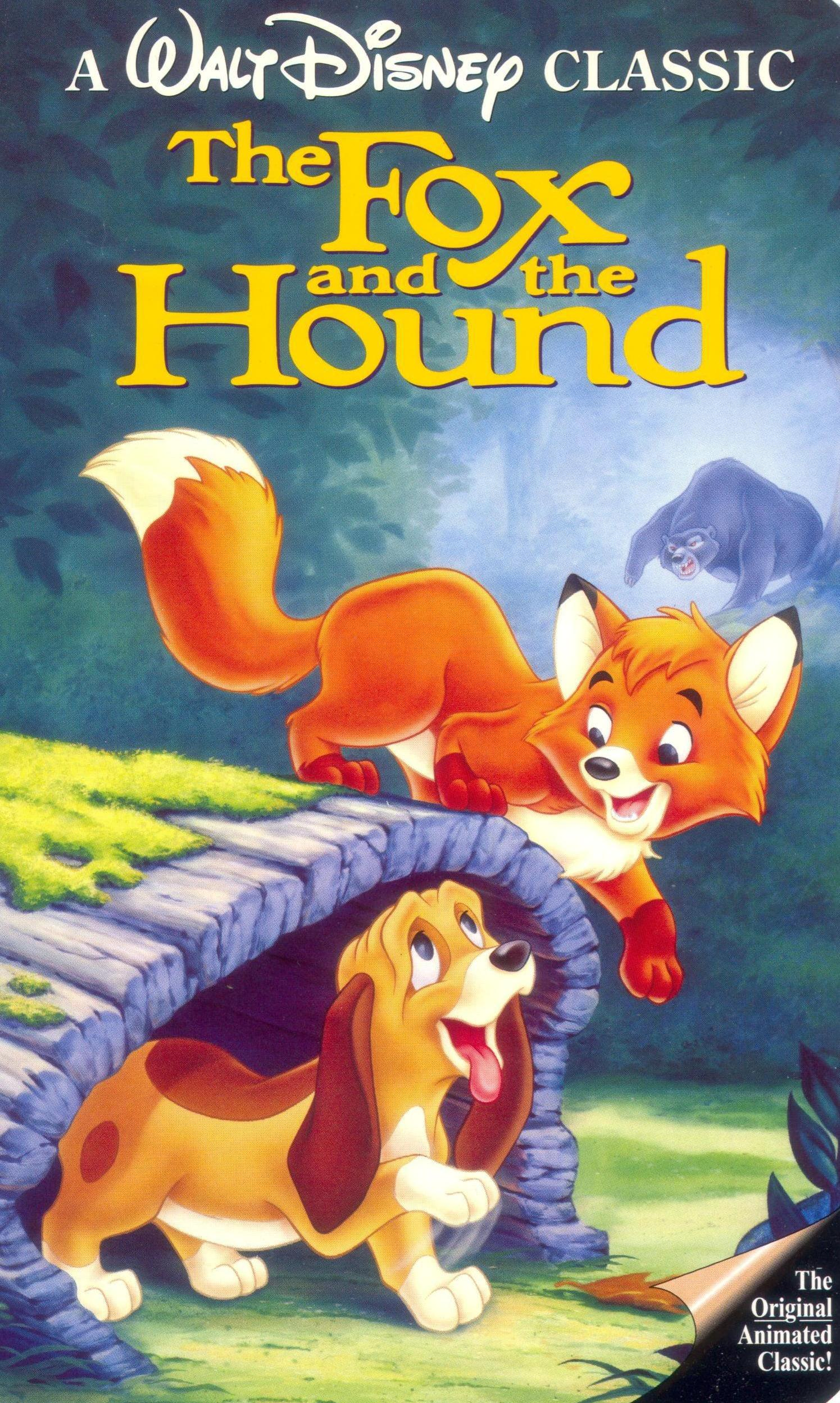 The fox and the hound 2 cast
