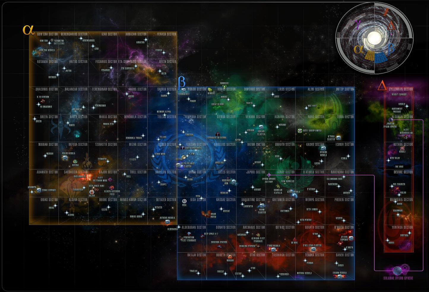 Alpha Quadrant Memory Alpha The Star Trek Wiki