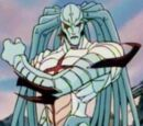 Amon (OVA) Characters