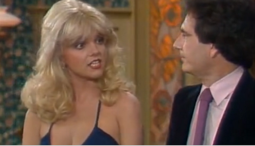 Sorry, Threes company sexy moments this