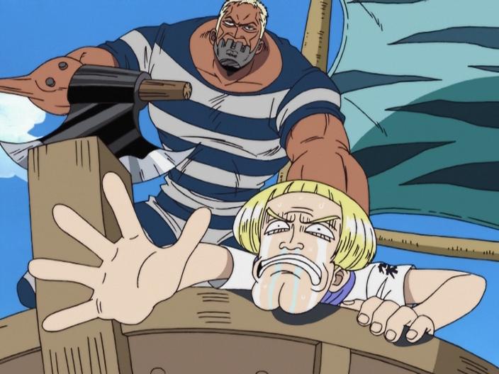 Helmeppo The One Piece Wiki Manga Anime Pirates