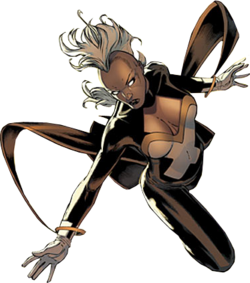 Ororo Munroe (Earth-616) from Uncanny X-Force Vol 2 1