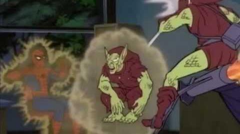 Marvel Mash-Up Ep. 3 Green Goblin