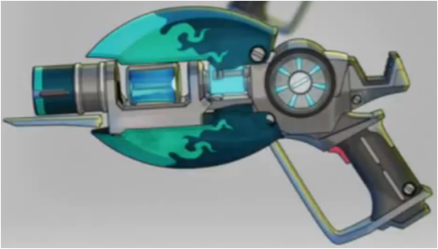 Image - Aqua blast.png - SlugTerra Wiki Slugterra Double Barrel Blaster