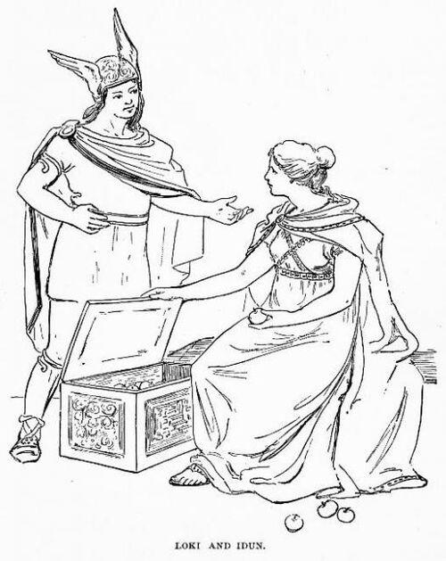 loki mythology wiki wikia