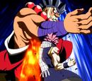 Natsu Dragneel vs. Sabertooth