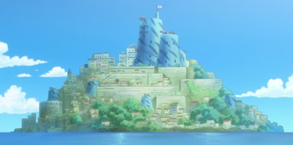 Shells Town - One Piece Encyclopedia - Wikia