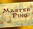 El maestro Ping