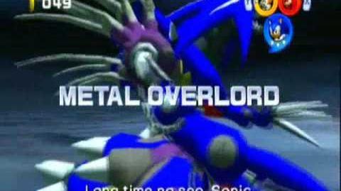 Sonic Heroes bosses