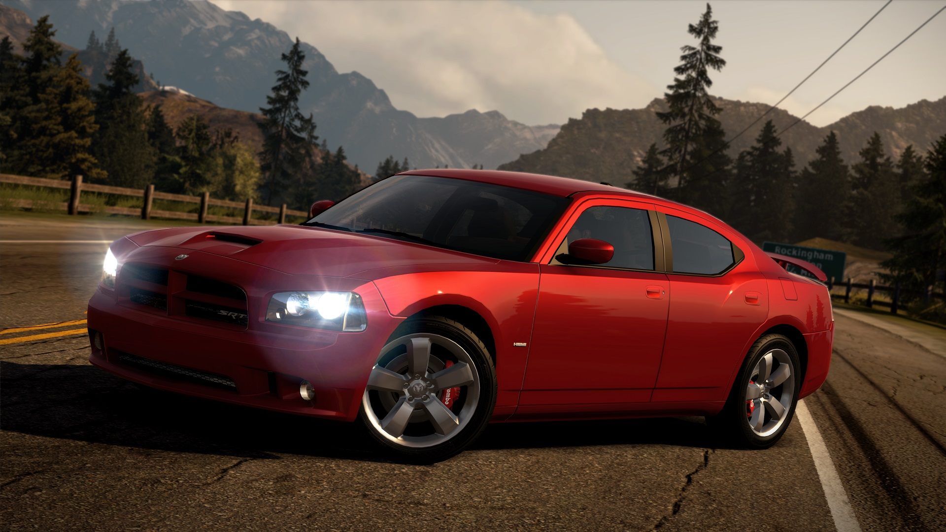 dodge charger srt 8 2005 at the need for speed wiki. Black Bedroom Furniture Sets. Home Design Ideas