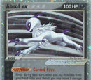 Absol ex (Power Keepers TCG)