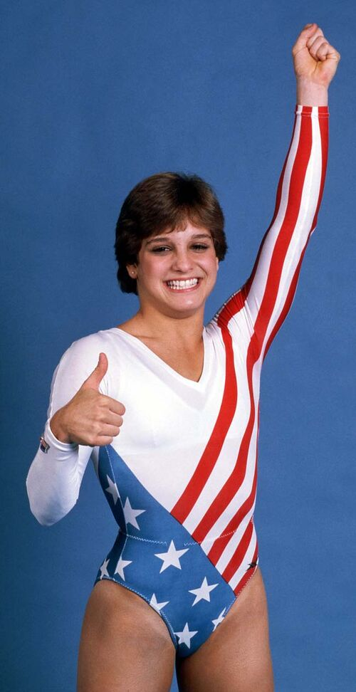 Mary Lou Retton 5 Olympic medals naked (19 fotos), foto Topless, Snapchat, braless 2020