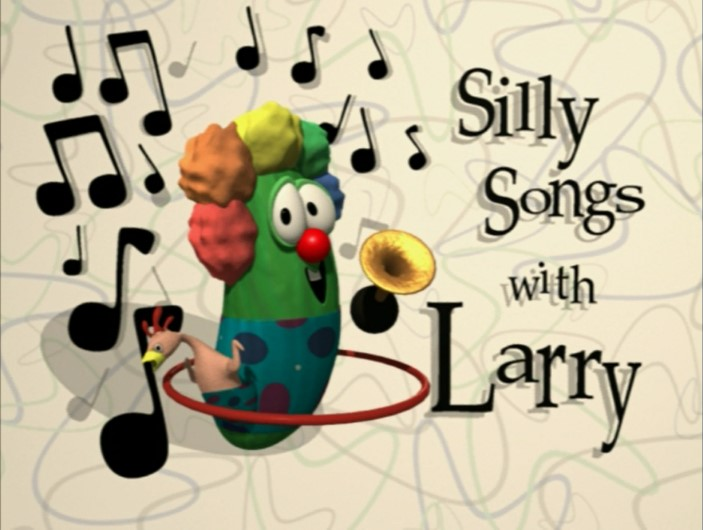 Veggietales Esther The Girl Who Became Queen Larry's High Silk Hat ...