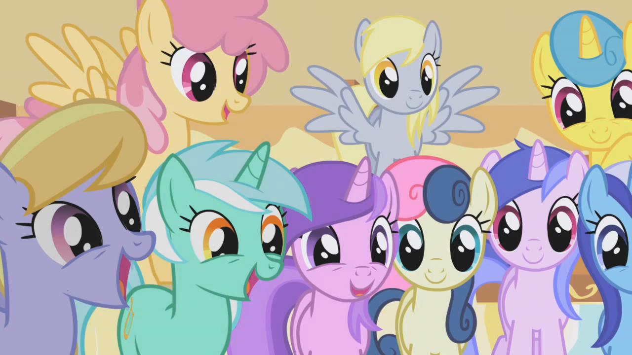Dizzy Twister My Little Pony La Magia De La Amistad Wiki