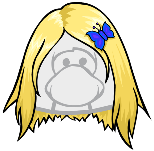 Blonde Wigs Club Penguin Wiki The Free Editable
