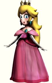 Peach's new design