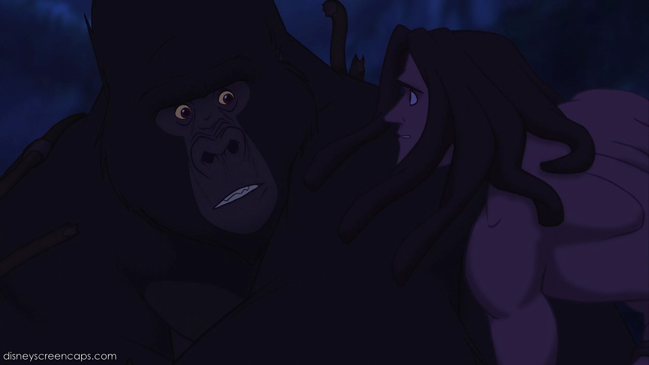 Gallery kerchak and tarzan
