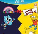 The Amazing World Of Gumball VS The Simpsons