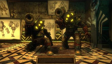 Museum of Orphaned Concepts - The BioShock Wiki - BioShock ...