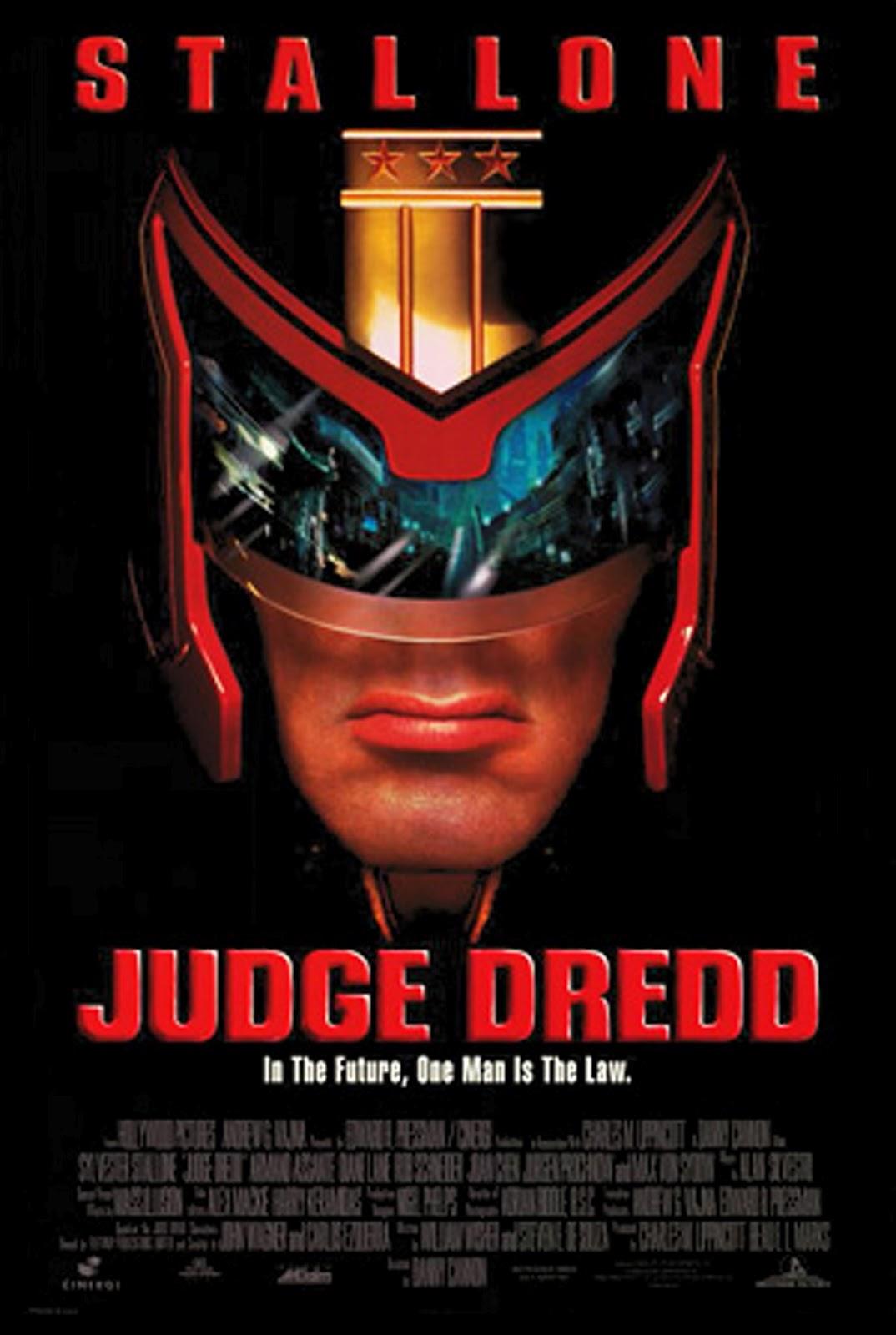 Judge Dredd (1995 film) - Judge Dredd Wiki