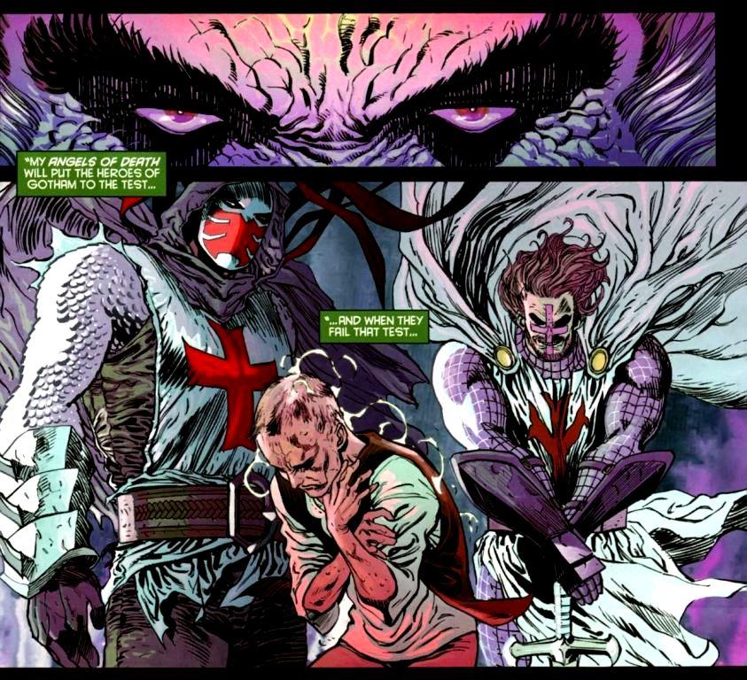 Lucifer Azrael: DC Comics Database