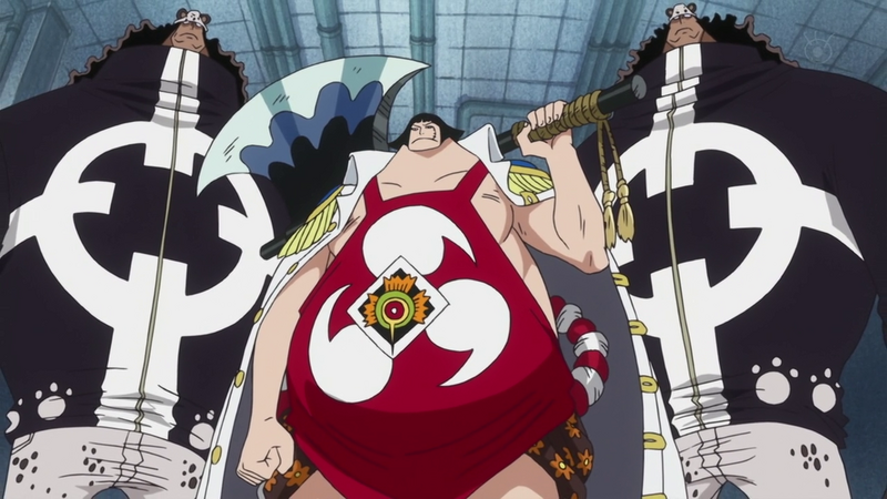 Pacifistas one piece