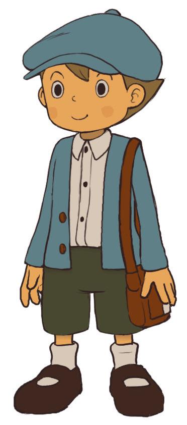 Luke Triton Professor Layton Wiki