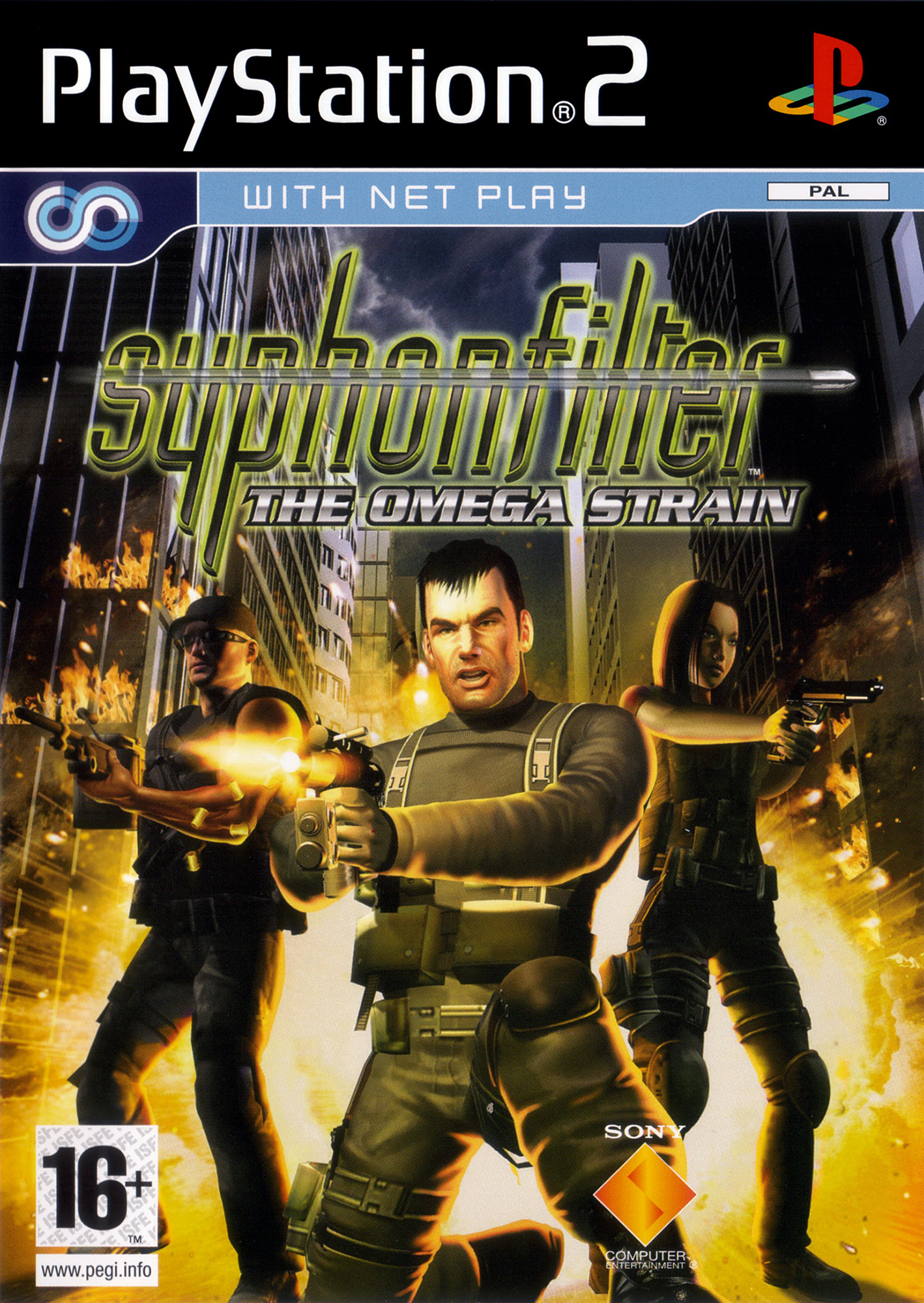 Ps1] syphon filter gameplay with epsxe (full hd)[1080p] youtube.