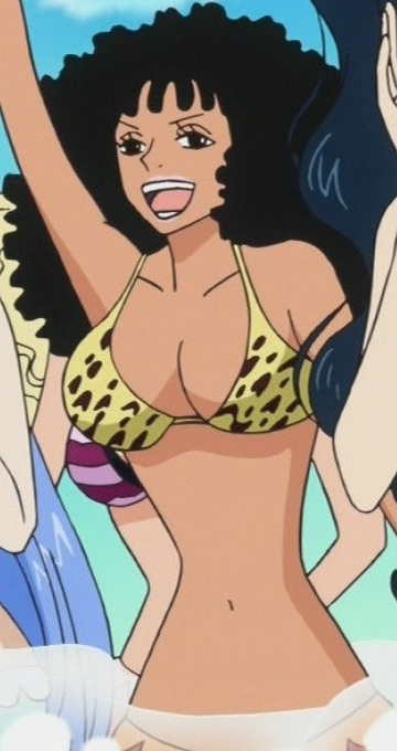 Adele The One Piece Wiki Manga Anime Pirates