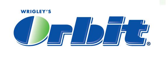 orbit gum logo png