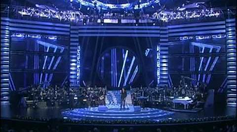 Adrian Lulgjuraj & Bledar Sejko - Identitet - Nata 2 - Festivali Kenges 51 Eurovision Albania 2013