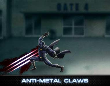 Image - Black Panther Level 1 Black Panther Marvel Avengers Alliance