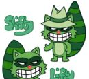 Happy Tree Friends villains