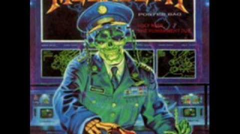 Megadeth - Holy Wars