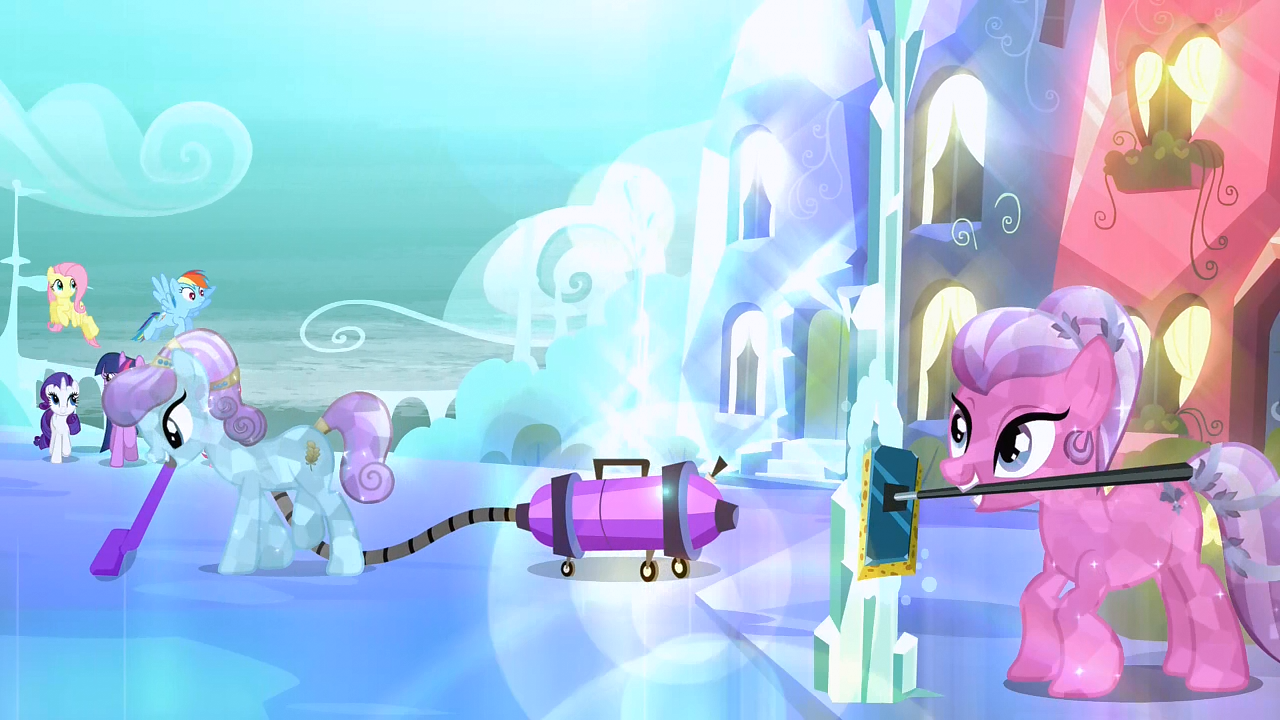 Crystal Ponies My Little Pony Friendship Is Magic Wiki