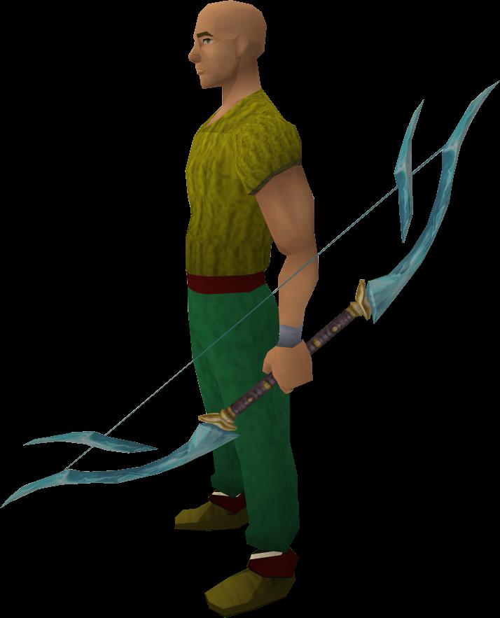 crystal bow