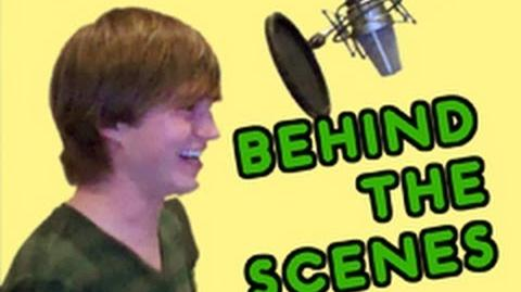 Sassy Moments Butter Lettuce - Bravest Warriors Behind the Scenes
