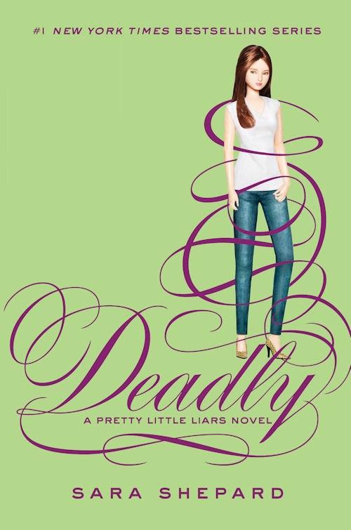 Pretty Book Cover Quest : Deadly pretty little liars wiki wikia
