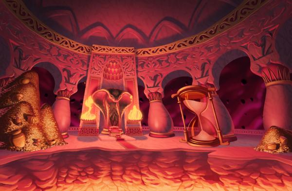 Image - Jafar's Room.png - DisneyWiki