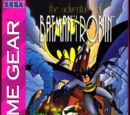 The Adventures of Batman & Robin (Game Gear)