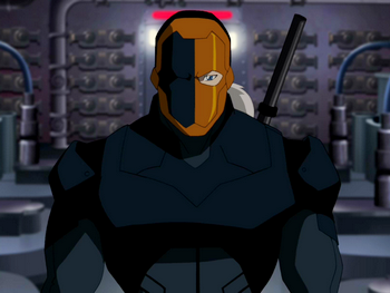 deathstroke young justice - photo #2