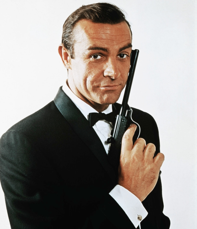 007 sean connery